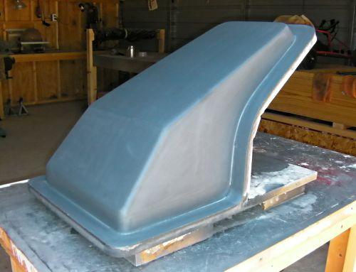 Sceadu design for How is fiberglass made